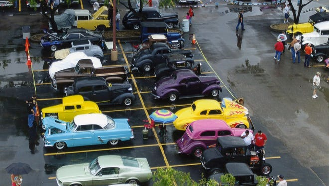 Coastal A's and Rods Car Club presents its 25th annual car show from 8 a.m. to 6 p.m. Saturday, May 27 at Holiday Inn Airport, 5549 Leopard St. Featuring classic cars and trucks in a family-friendly environment, plus food, drinks, T-shirts and local vendors. Cost: Free to view; $35 entry fee to show a classic car or truck. Information: www.cccoastalrods.com.