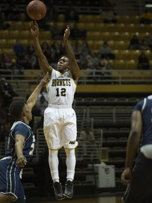 Jamel Waters and Alabama State suffer their first SWAC loss of the season.