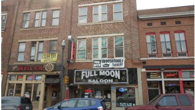A Mellow Mushroom pizza restaurant will be the new tenant for 423 Broadway.