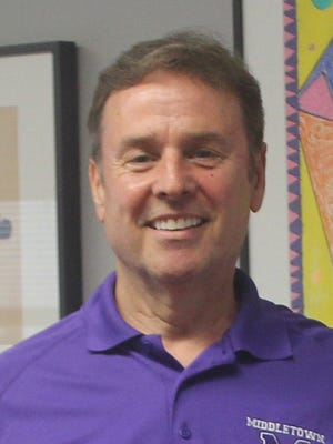 Middletown City Schools is searching for a successor to Sam Ison, shown here, who announced in March he would be retiring after serving four years as  superintendent and two years as director of instructional leadership.