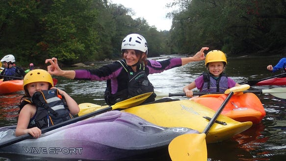 Nantahala Racing Club engages youth and families in