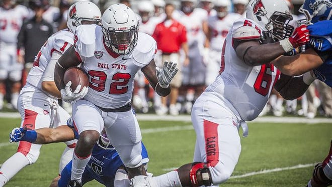 Ball State lost to Indiana State 27-20 on Saturday.