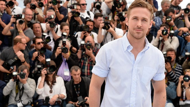 Attention is turning to Cannes, where Ryan Gosling will join a parade of stars for the May 11-22 festival.