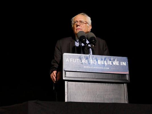 Bernie Sanders Rally NY