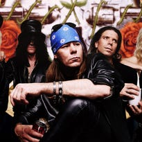 Live on Abilene Stages: A tribute to Guns N' Roses