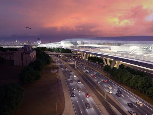 EPA USA CONSTRUCTION LAGUARDIA AIRPORT EBF CONSTRUCTION & PROPERTY USA NY