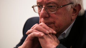 Analysis: November elections very much on Bernie Sanders' mind