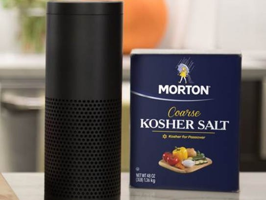 Home cooks can now ask Alexa for brining tips via a