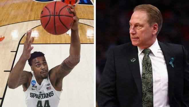 Despite the loss of Miles Bridges and Jaren Jackson Jr., expectations for Nick Ward, Tom Izzo and the Michigan State men's basketball team remains high.