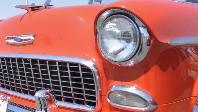 Happy Hearts Car Show had more than 112 entries.