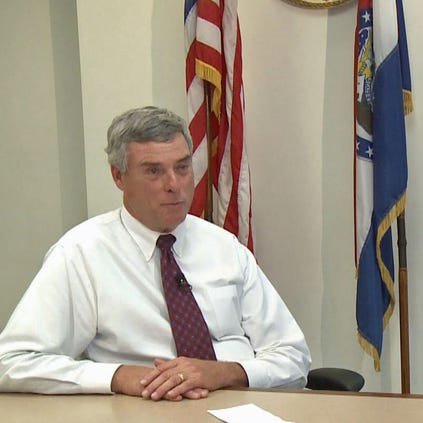 Bob McCulloch talks Ferguson, Mike Brown case.