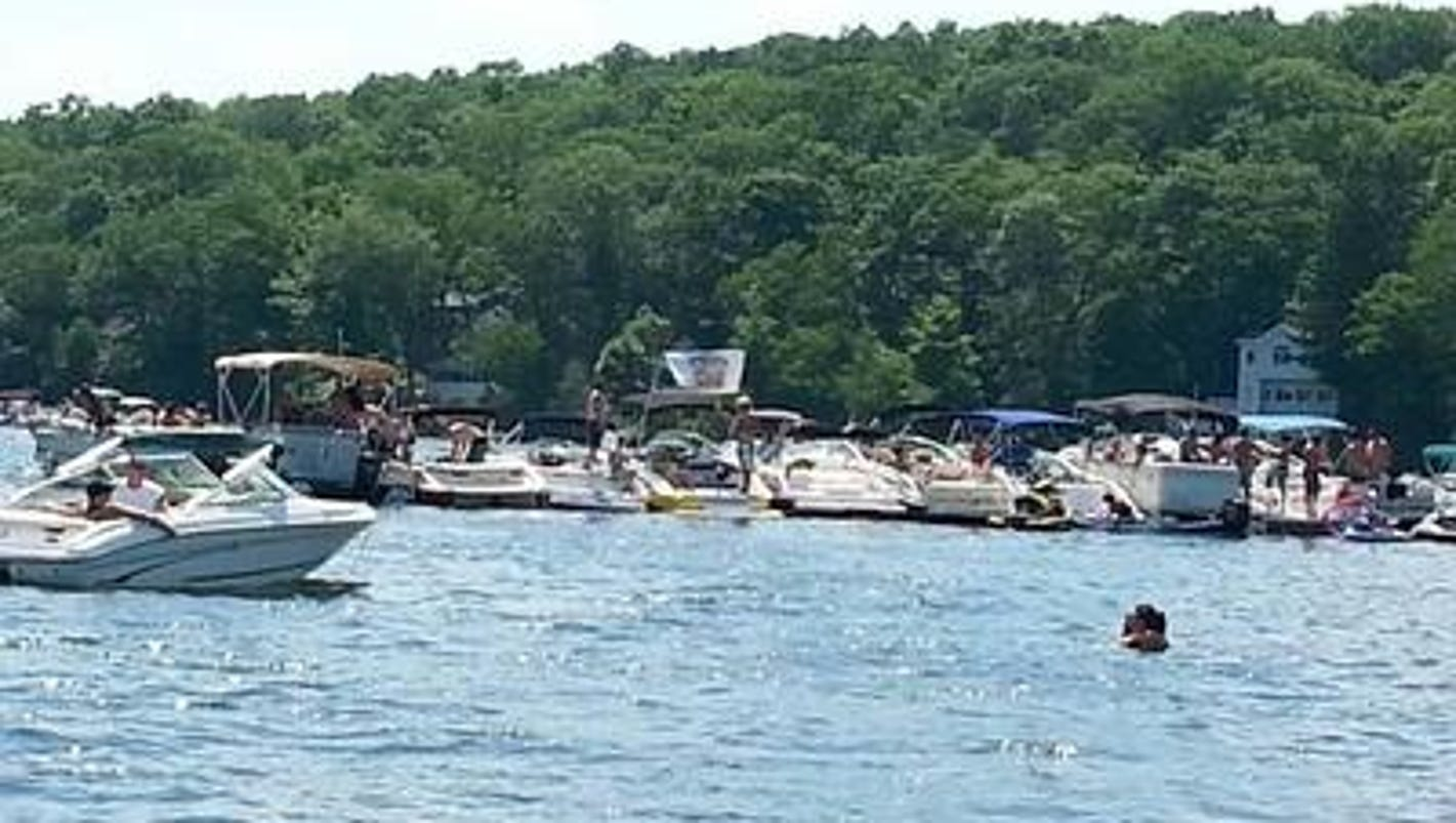 Lake hopatcong fishing party restrictions scrapped for Lake hopatcong fishing