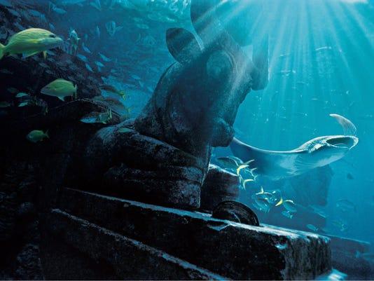 Atlantis, like its namesake island, is a resort like no other
