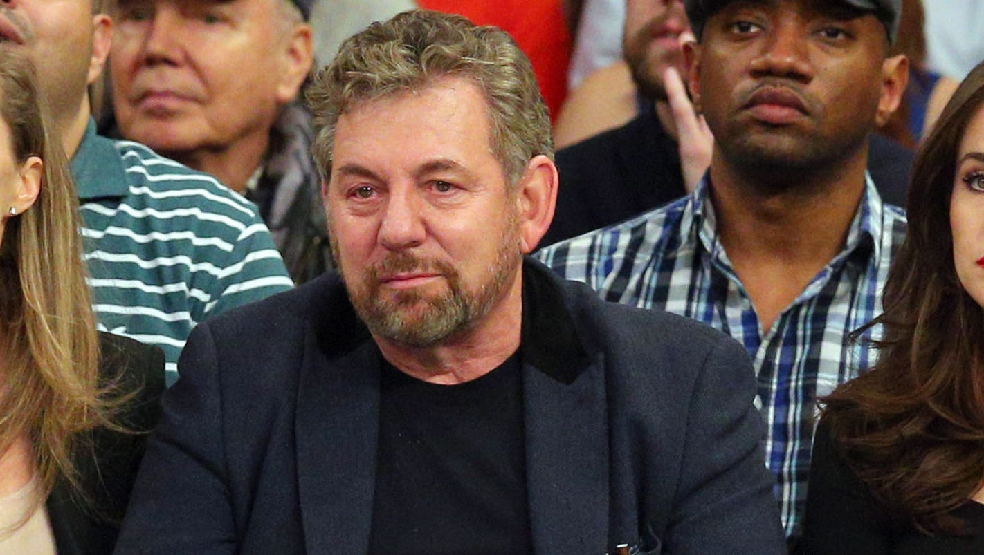 Knicks owner James Dolan, Bucks owner Marc Lasry named in Weinsten suit