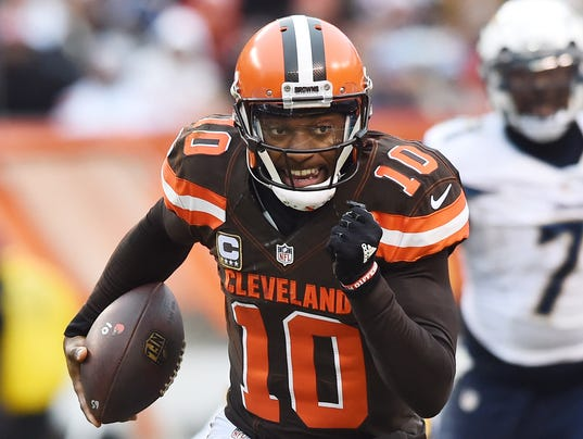 Robert Griffin Iii To Ravens Rg3 Lands Back In Nfl On One
