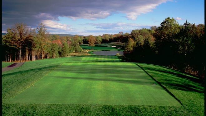 Trump National Golf Club in Bedminster, N.J., is scheduled to host the 2017 U.S. Women's Open.
