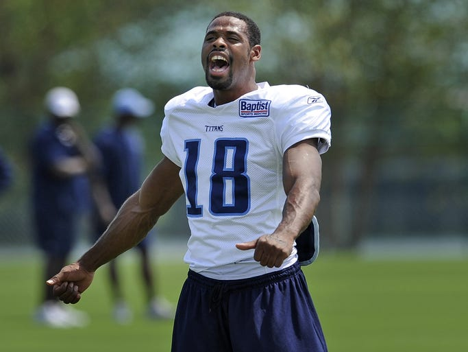 KENNY BRITT, WR, Rutgers, first round, 30th overall