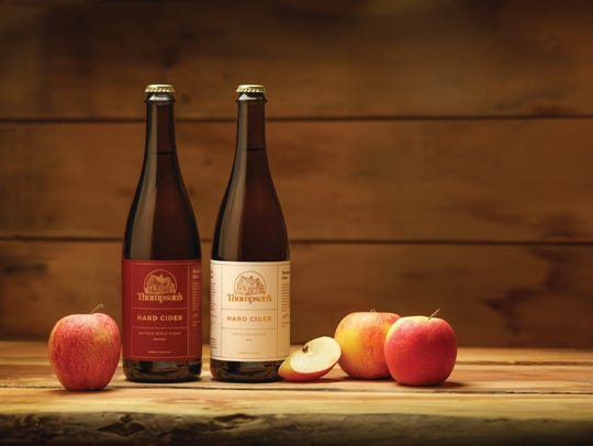 Thompson's Hard Cider