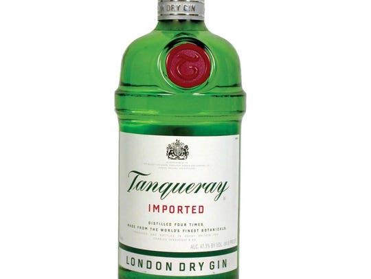 Tanqueray gin is one of the best mass-market produced