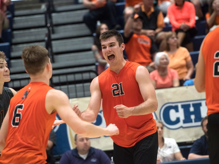 Central York graduate Cole Johnson explains his decision to play in California and the adjustments Central made in his final high school season.