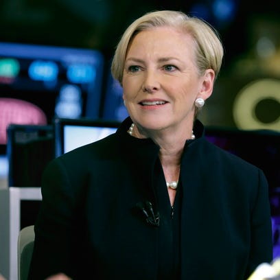 DuPont Chief Executive Ellen Kullman is leaving the