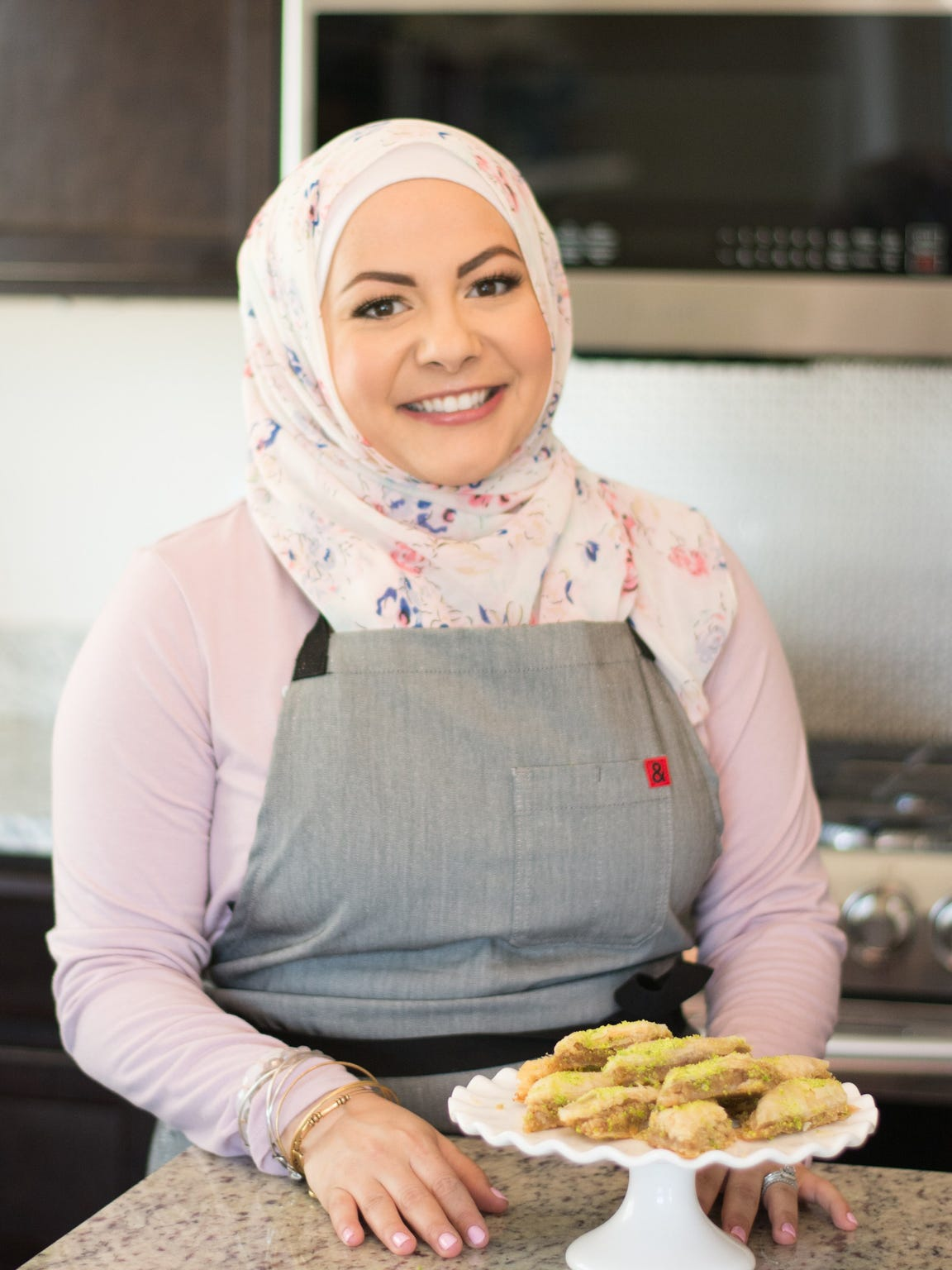 "Amanda Saab was formerly on Food Network's ""MasterChef."""