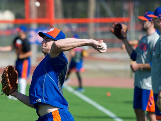 Mets Workouts C1