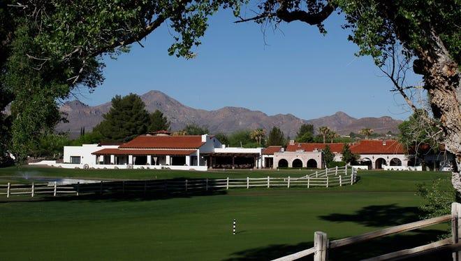 Tubac Golf Resort.
