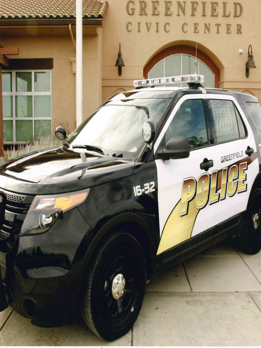 greenfield police new