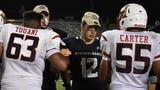 Waynesboro alum Forrest Rhyne represented Pennsylvania in the Big 33 All-Star football classic on Saturday, June 17.