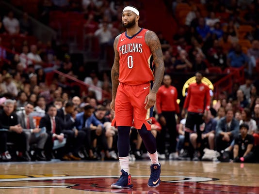 NBA: New Orleans Pelicans at Miami Heat