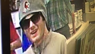 Abilene Police released this photo of a suspect in the Oct. 28 robbery of the United Supermarkets store at 3301 S. 14th St.