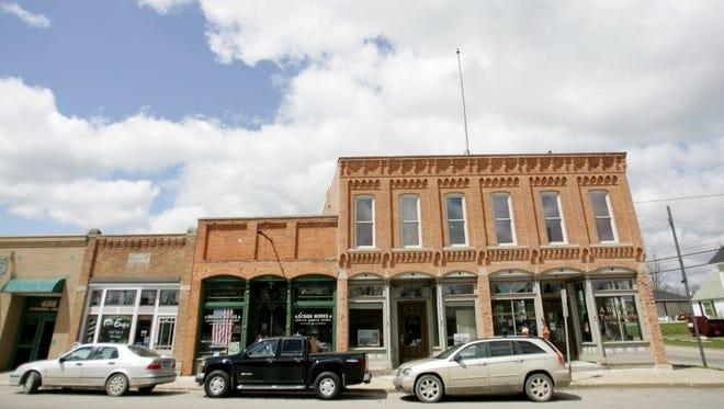 Metamora, a small rural town in Michigan's Lapeer County.