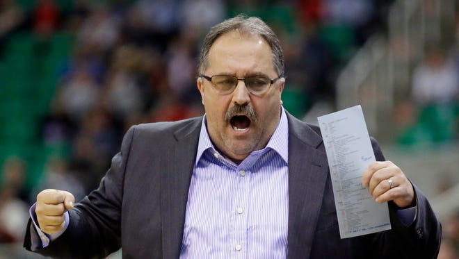 Detroit Pistons head coach Stan Van Gundy is a big fan of Michigan summers and Detroit Tigers manager Brad Ausmus.