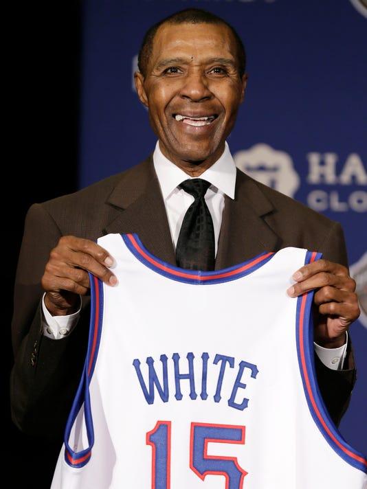 AP OBIT JO JO WHITE BASKETBALL S BKO FILE USA IN