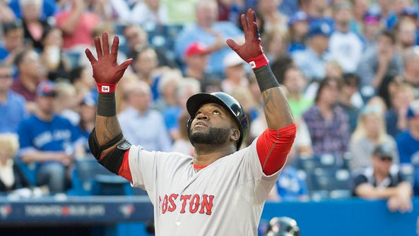 David Ortiz is one of the greatest clutch hitters in