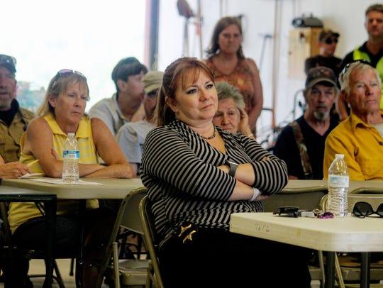Otero County Undersheriff  Liliane McDowell-Schnell
