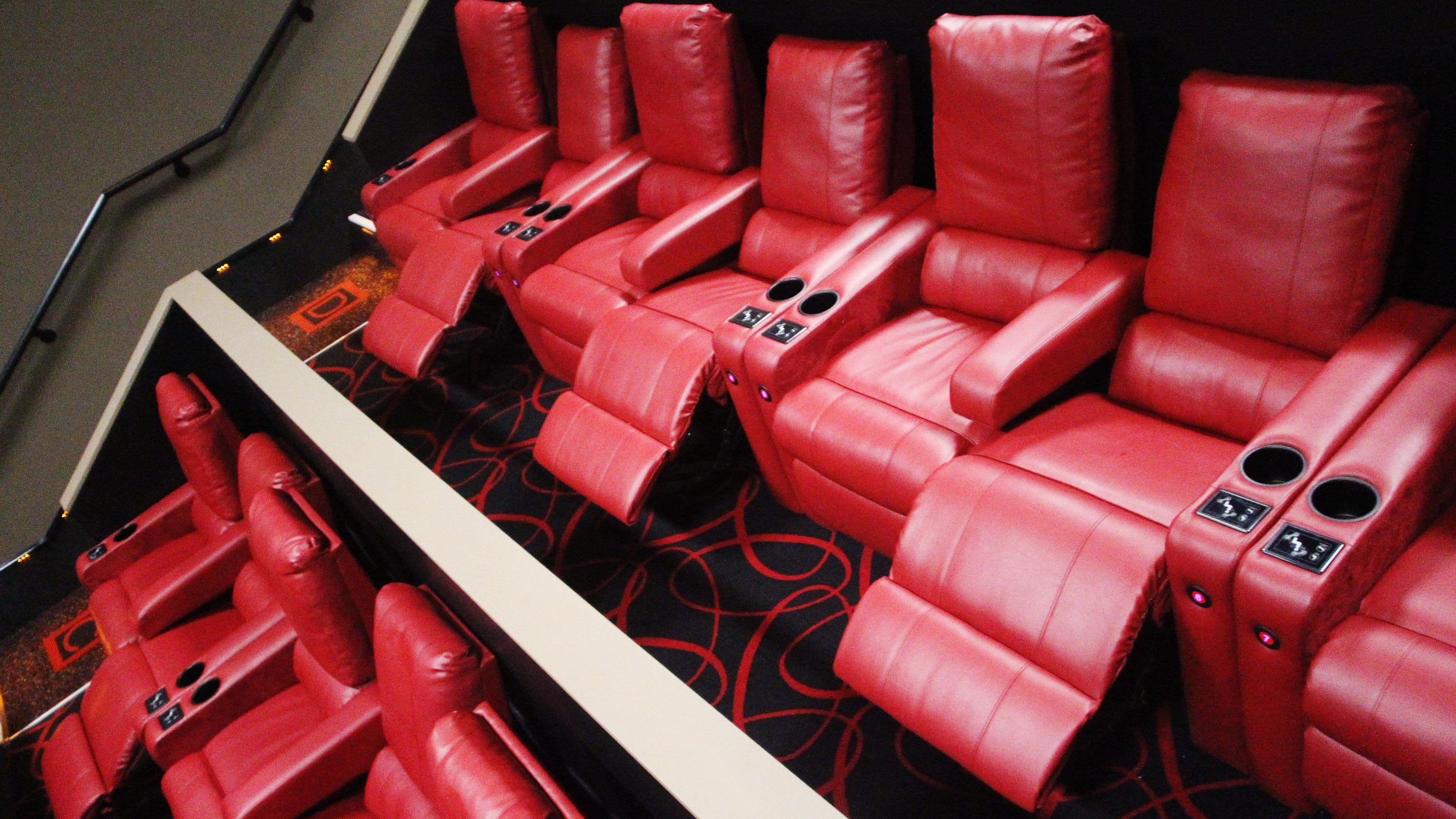 New Power Reclining Seats At Amc Theaters