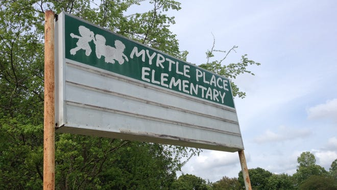 Parents of new Myrtle Place students are being asked to contact the school.