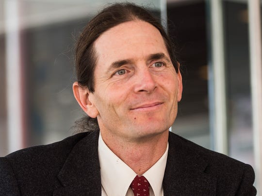 David Zuckerman, Democratic candidate for Vermont lieutenant governor.