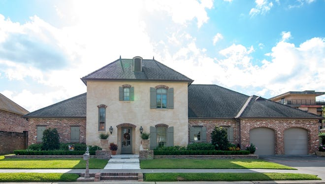 This 4 BR, 4BA home is located at 413 Oakleaf Drive  and has 4,132 sq ft. It is listed for $1,150,000.