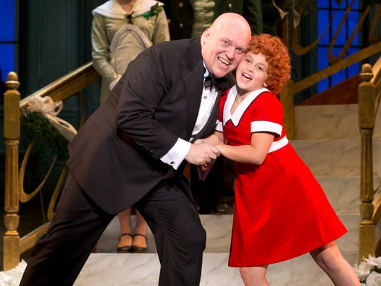 """A national production of """"Annie"""" will be performed"""