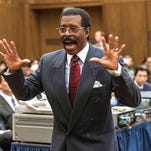 THE PEOPLE v. O.J. SIMPSON: AMERICAN CRIME STORY - Pictured: Courtney B. Vance as Johnnie Cochran. CR: FX Networks