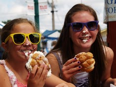Meal plans: Dining with the little ones at Milwaukee's summer festivals
