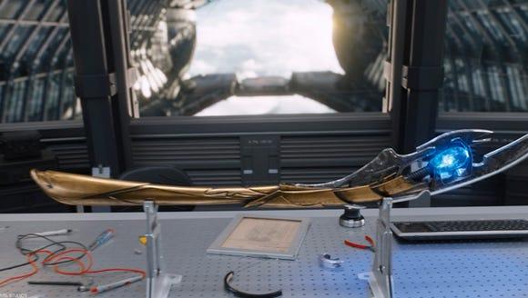 Loki's Spear-Mind gem