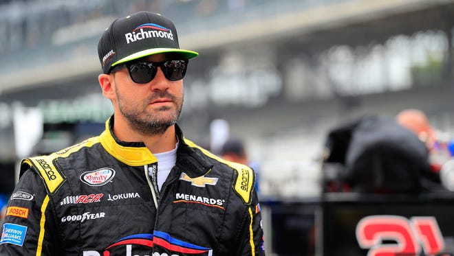 Paul Menard has won once in NASCAR's top division and three times in its second series.