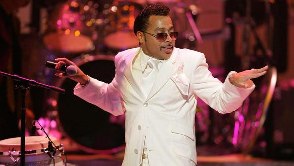 Morris Day, who was closely associated with the late