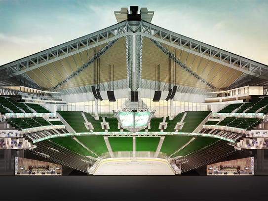 A remodeled Key Arena could be open by fall 2020, Oak