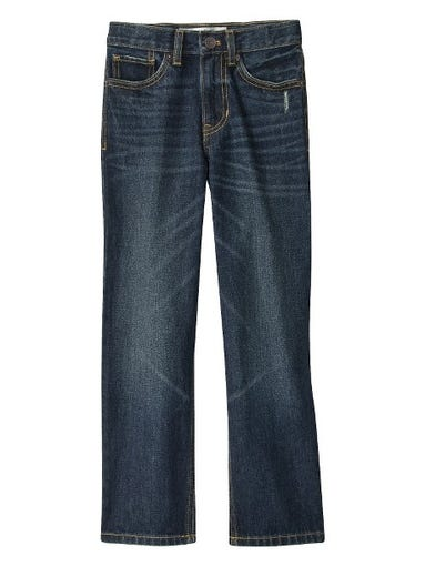 Don't miss boys and girls jeans for $10 at Target.