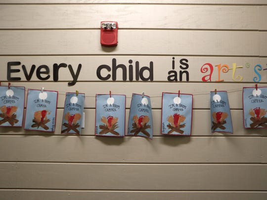 FSU's Infant and Toddlers Child Development Center